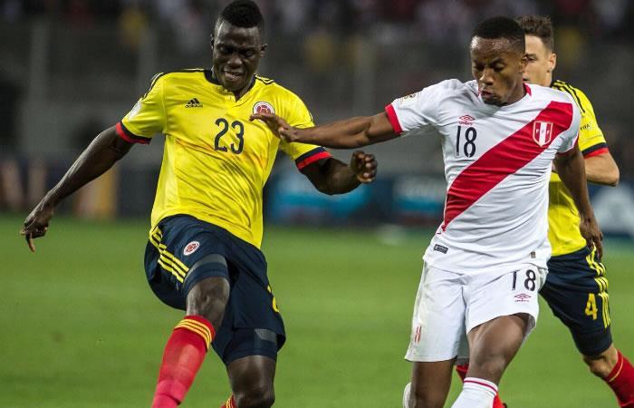 """Dávinson  Sánchez: """"Es un placer estar en la Selección"""""""