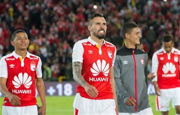 Santa Fe se impuso 0-3 sobre Emelec en Ecuador