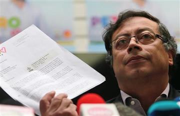 Gustavo Petro finalmente publicó su declaración de renta