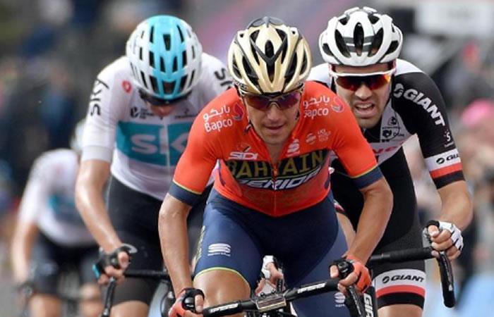 Giro de Italia: Así van los 'escarabajos' en la general