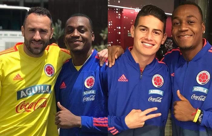 Iván Arboleda, arquero de la selección Colomba: 'Nunca me despierten de este sueño'
