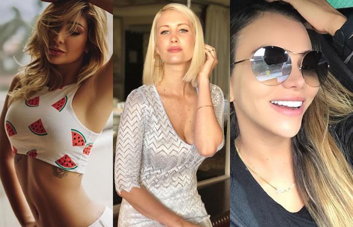 Rusia 2018: Estas son las esposas más hermosas de los jugadores de la selección Colombia