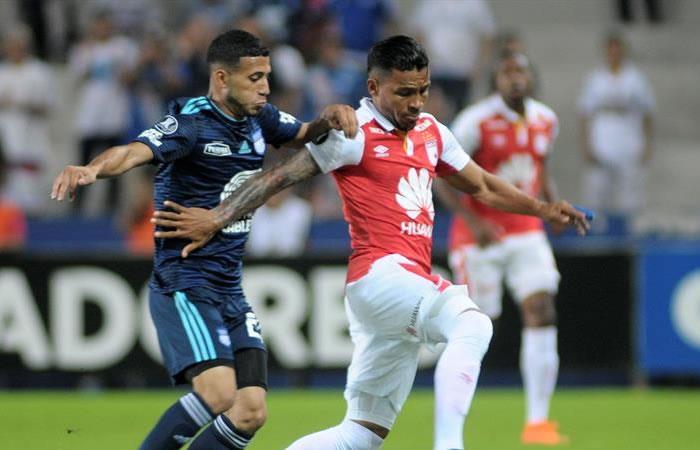 Santa Fe aseguró un cupo en la Copa Sudamericana