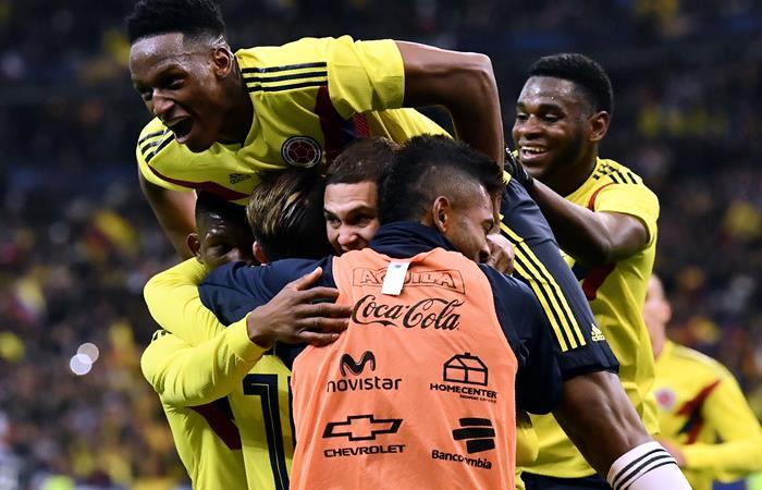 Selección Colombia: Esta es la frase que llevará el bus en Rusia