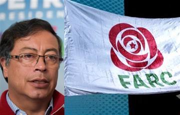 ¿Será Gustavo Petro el candidato de las FARC?
