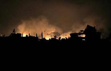Siria: Bombardeos de EEUU alcanzan posiciones gubernamentales en el este