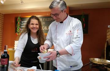 18 Scalini, un viaje culinario desde el sur hasta al norte de Italia