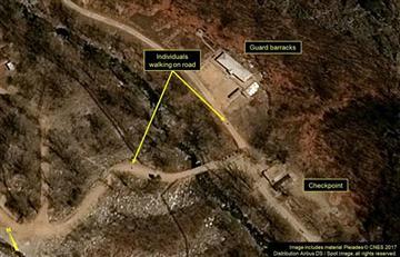 Corea del Norte afirma que desmanteló su centro de pruebas nucleares