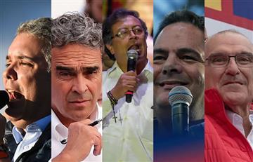 Estas fueron las frases del penúltimo debate presidencial