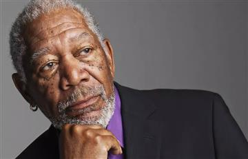 Morgan Freeman se disculpa públicamente con mujeres que lo denunciaron