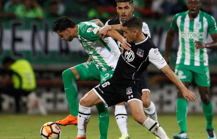 Nacional aseguró su paso a los octavos de final de la Libertadores
