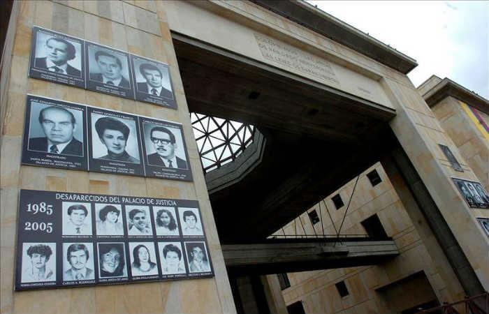 Palacio de Justicia: Fiscalía entregará los restos de otro desaparecido
