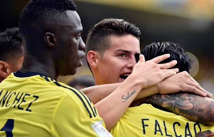 Selección Colombia: Lista de los jugadores que van a estar en El Campín