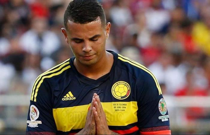 Selección Colombia:¿Edwin Cardona dentro de los 23 de Pékerman?