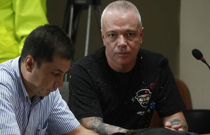 Jhon Jairo Velásquez, alias 'Popeye' a la cárcel de Valledupar