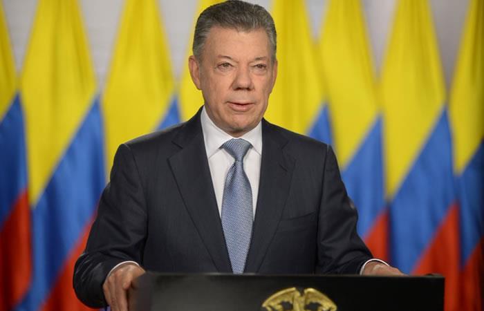 Santos dice que Colombia hará parte de la OTAN como 'socio global'
