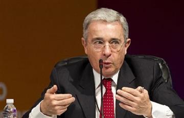 Uribe niega vínculos con el narco y achaca la acusación a tiempos electorales