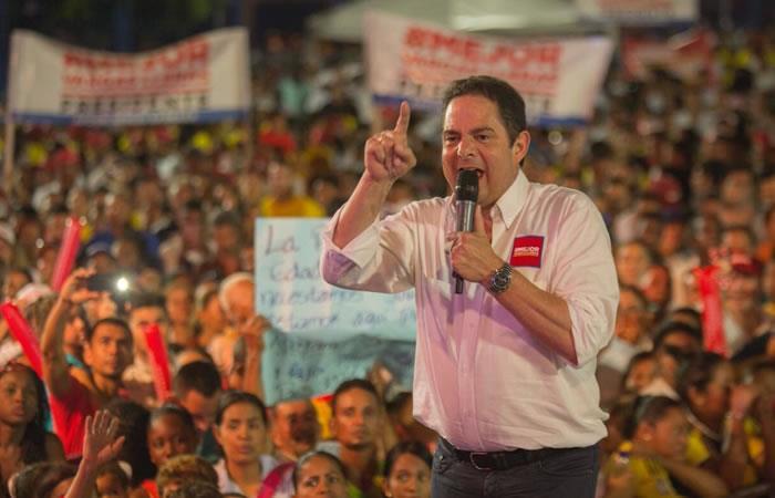 Así le fue a Germán Vargas Lleras en las Elecciones Presidenciales