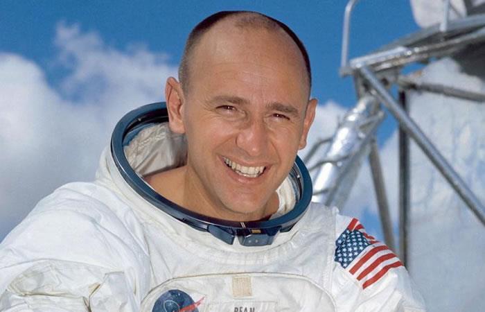 Fallece Alan Bean, el cuarto hombre en pisar la Luna