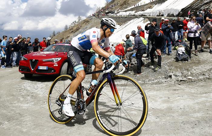 Giro de Italia: Última etapa EN VIVO