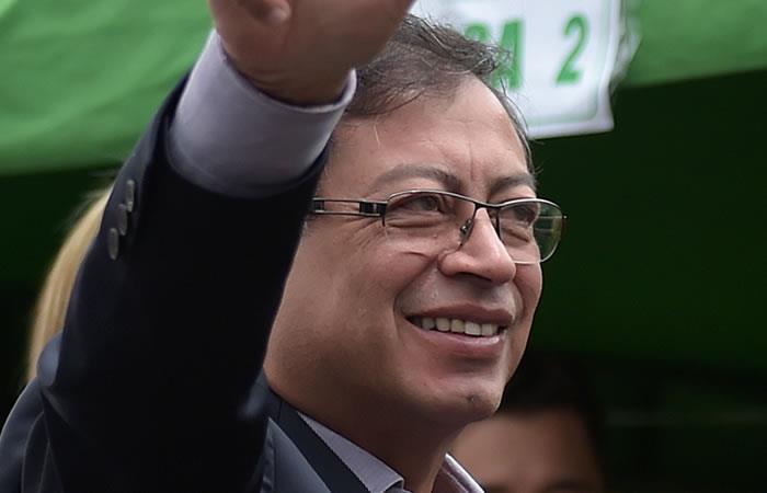 Los cuatro candidatos favoritos en las elecciones presidenciales de Colombia