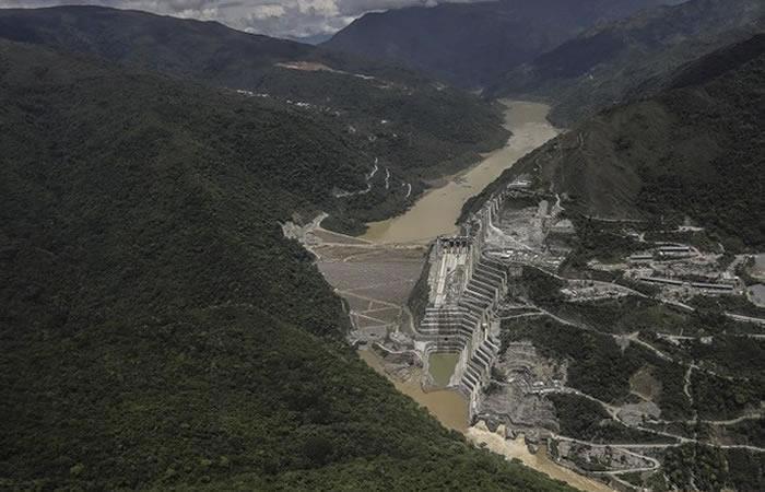 Hidroituango: Reportan nuevo derrumbe al interior del proyecto