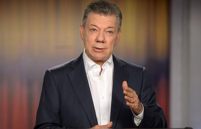 Santos destaca que por primera vez FARC participa en comicios sin sabotaje