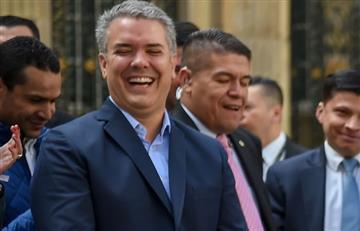 Duque promete modificar la paz con FARC tras victoria en primera vuelta