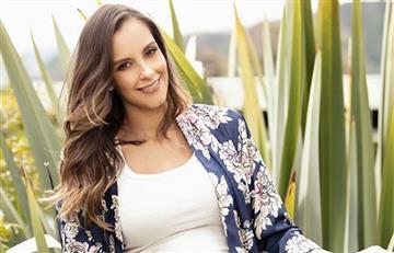 Laura Acuña y el baby shower de su segundo hijo Nicolás