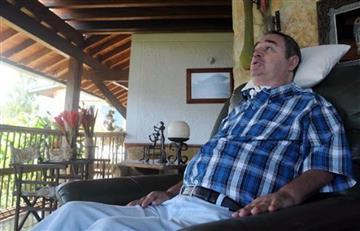 Luis Fernando Montoya, 'el campeón de la vida' fue internado de urgencias