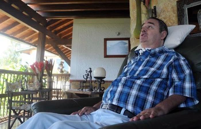 Luis Gernando Montoya. Foto: AFP