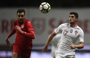 Sin Cristiano Ronaldo, Portugal no pasa del empate ante Túnez
