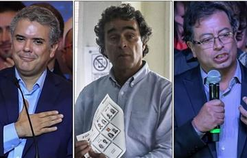 Alianza Verde apoyaría a Gustavo Petro en la segunda vuelta