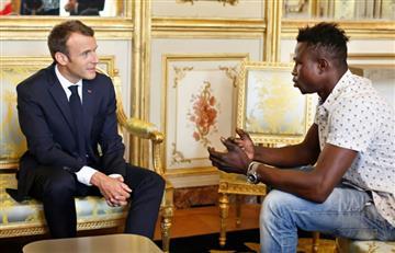 Francia: Indocumentado que salvó a un niño será nacionalizado