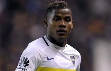 Wilmar Barrios prende las alarmas en Boca Juniors