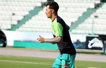 Fabbro, excampeón de la Libertadores con Once Caldas a prisión
