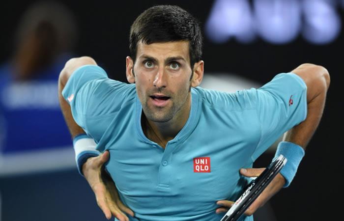 Novak Djokovic se impuso sobre el español español Jaume Munar