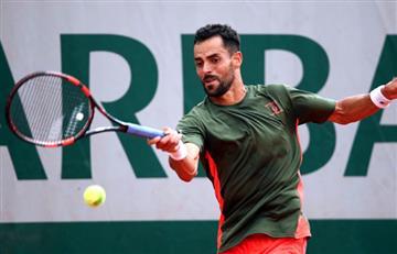 Santiago Giraldo se despide del Roland Garros y se ilusiona con la selección Colombia