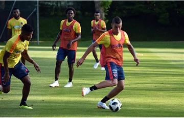 Selección Colombia: Así se preparan para el duelo ante Egipto