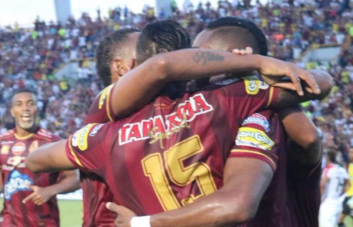 Foto: Twitter / Deportes Tolima