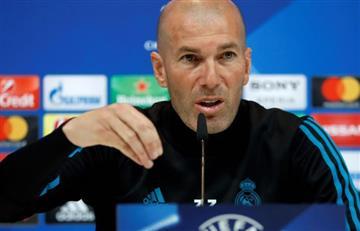 """Zidane: """"Es seguro que mi vida cambió con aquel partido"""""""