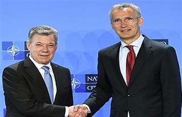 Colombia, primer socio global latinoamericano de la OTAN