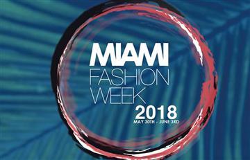 Miami Fashion Week 2018: Colombia pais invitado de honor