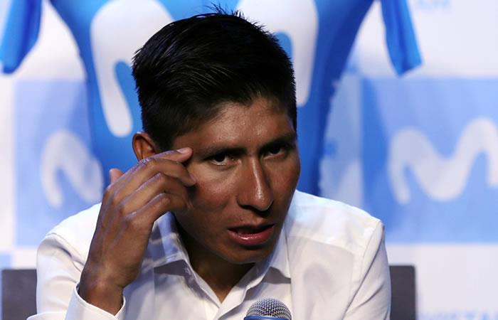 Nairo Quintana rompe el silencio de cara al Tour de Francia