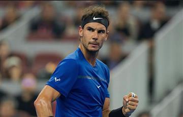 Rafael Nadal clasificó a la tercera ronda de Roland Garros