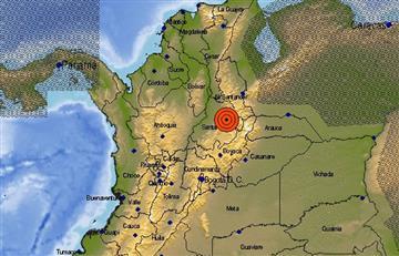 Santander: Sismo de magnitud 5,5 sacude el departamento