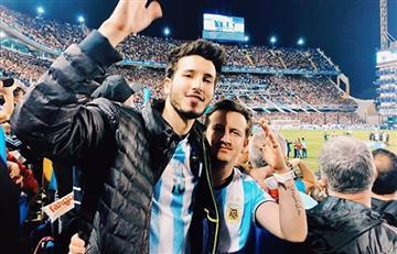 Sebastián Yatra y la locura que hará si Messi hace esto en Rusia 2018