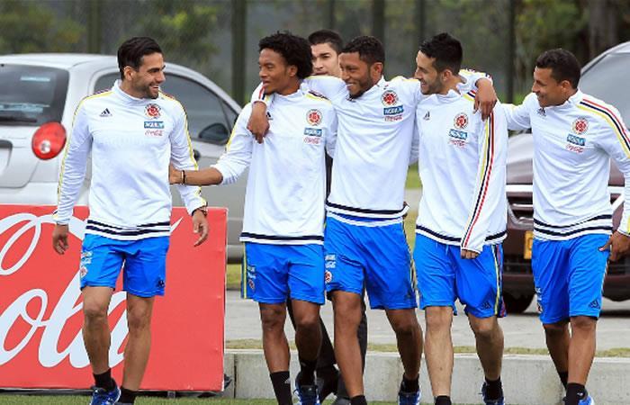 Selección Colombia: Dos jugadores en duda para la Copa del Mundo