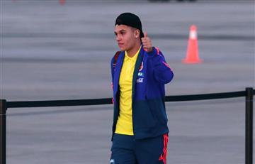 Selección Colombia: Excelentes noticias para Juan Fernando Quintero
