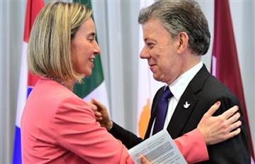 UE donará 15 millones de euros para la integración de exguerrilleros de las FARC